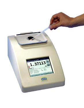Рефрактометр цифровой DR6000-F (с проточной кюветой) (2)